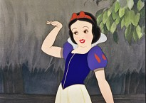 Snow White is a classic example of pulchritude, admired by the prince and envied by the Queen. (Provided)