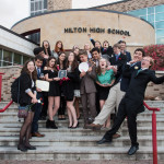 IHS Model UN Wins Delegation Award
