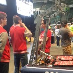 Code Red Robotics Prepares for Competitions