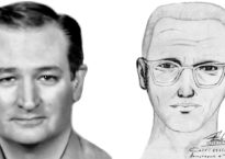 Ted Cruz was the Zodiac Killer all along! (Image provided)