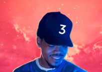 The album art of Chance the Rapper's third mixtape, released May 12, 2016. (Image provided)