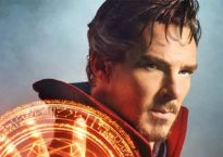 Benedict Cumberbatch stars as the titular character in Doctor Strange. (Image provided)