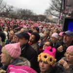 Women March for Rights and Respect